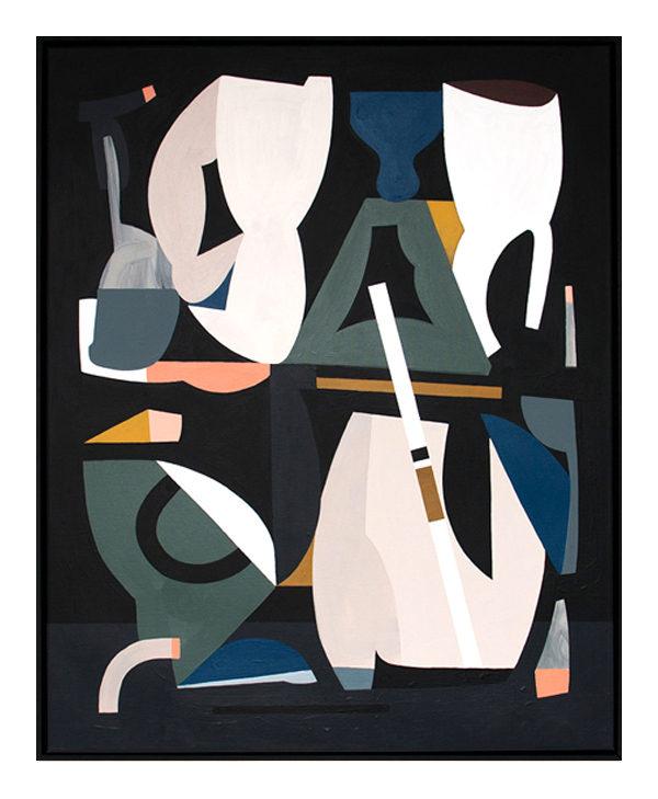 Stack by Olivier Vrancken
