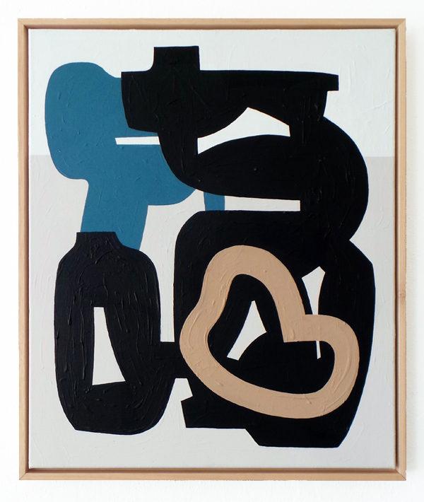 Untitled A1  by Olivier Vrancken